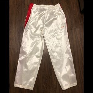 🔥 Vintage ADIDAS button snap athletic pants